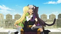 ScreenShot Immaggine della serie - Isekai Maou to Shoukan Shoujo no Dorei Majutsu - 8