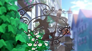 ScreenShot Immaggine della serie - Majo no Tabitabi - 6