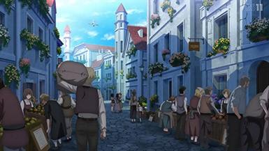 ScreenShot Immaggine della serie - Majo no Tabitabi - 5