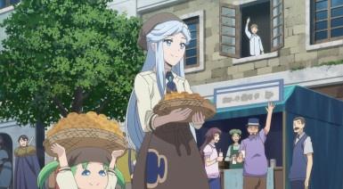 ScreenShot Immaggine della serie - Log Horizon: Entaku Houkai - 9