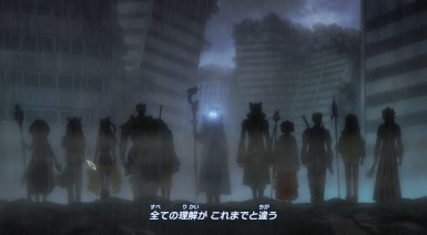 ScreenShot Immaggine della serie - Log Horizon: Entaku Houkai - 4