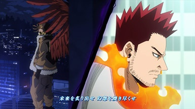 ScreenShot Immaggine della serie - Boku no Hero Academia 5th Season - 10