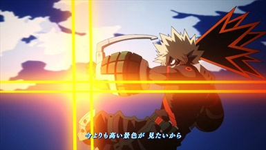 ScreenShot Immaggine della serie - Boku no Hero Academia 5th Season - 7