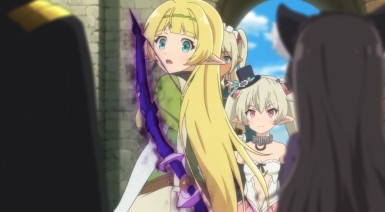 ScreenShot Immagine della serie - Isekai Maou to Shoukan Shoujo no Dorei Majutsu Ω - 46