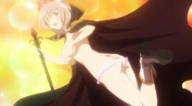 ScreenShot Immagine della serie - Isekai Maou to Shoukan Shoujo no Dorei Majutsu Ω - 24