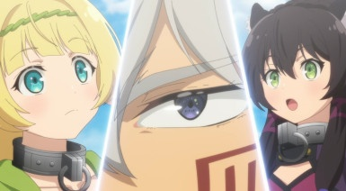 ScreenShot Immagine della serie - Isekai Maou to Shoukan Shoujo no Dorei Majutsu Ω - 18