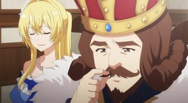ScreenShot Immaggine della serie - Genjitsu Shugi Yuusha no Oukoku Saikenki - 9