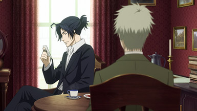ScreenShot Immaggine della serie - Yuukoku no Moriarty 2nd Season - 8